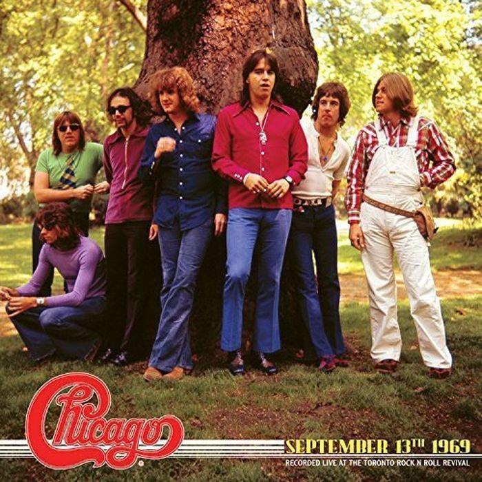 Chicago. September 13, 1969 chicago chicago 13