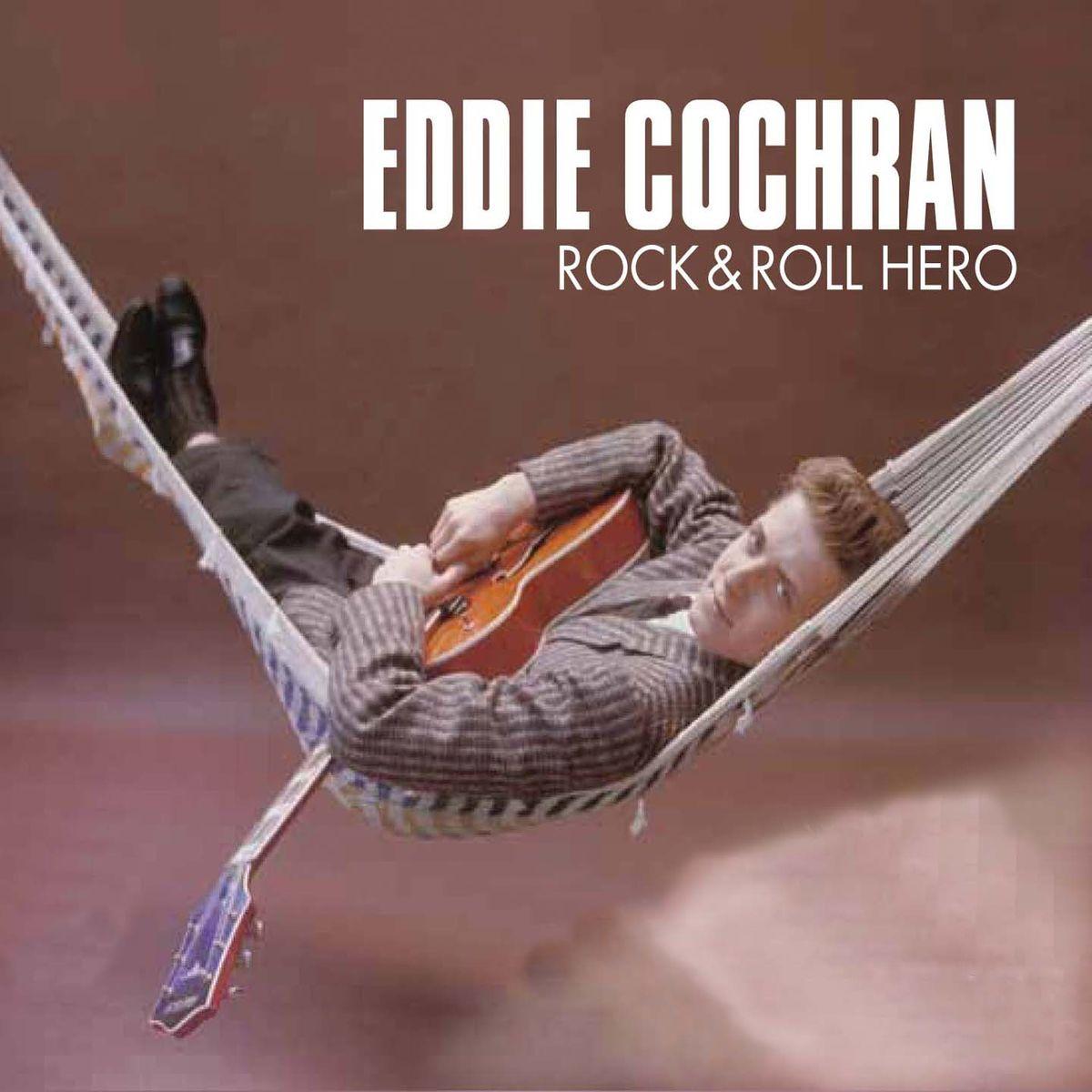 Eddie Cochran. Rock & Roll Hero (2 CD) cochran eddie the very best of