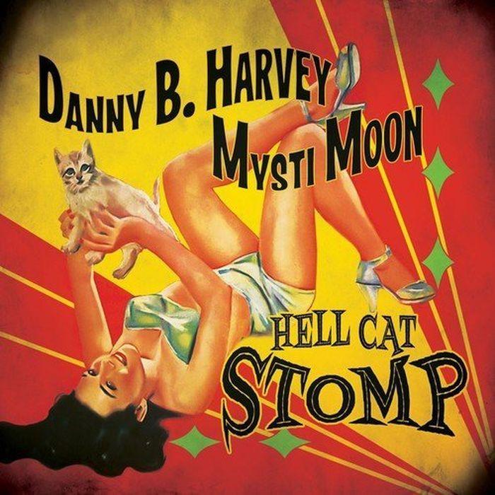 cat out of hell Danny B. Harvey & Mysti Moon. Hell Cat Stomp