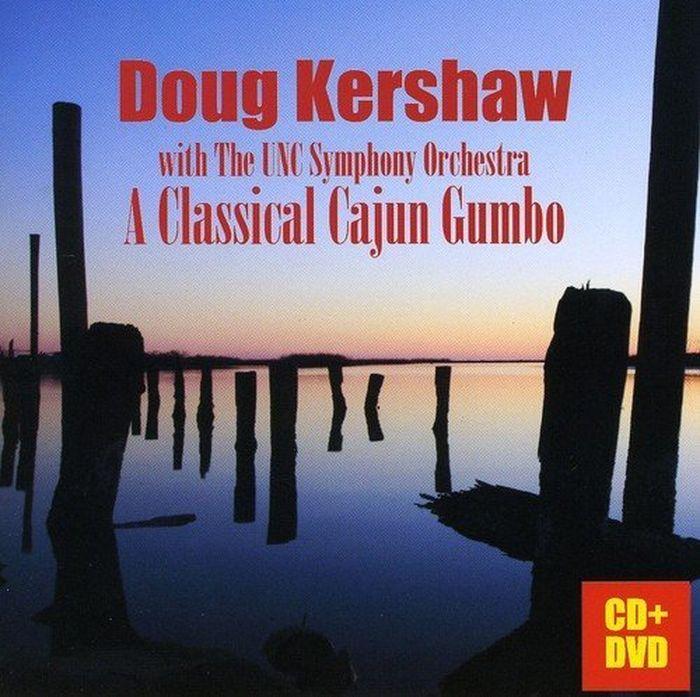 Doug Kershaw. A Classical Cajun Gumbo (CD + DVD)