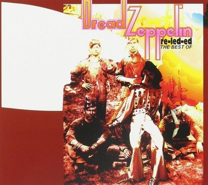 Фото - Dread Zeppelin. Re-Led-ed - The Best Of cd led zeppelin ii deluxe edition