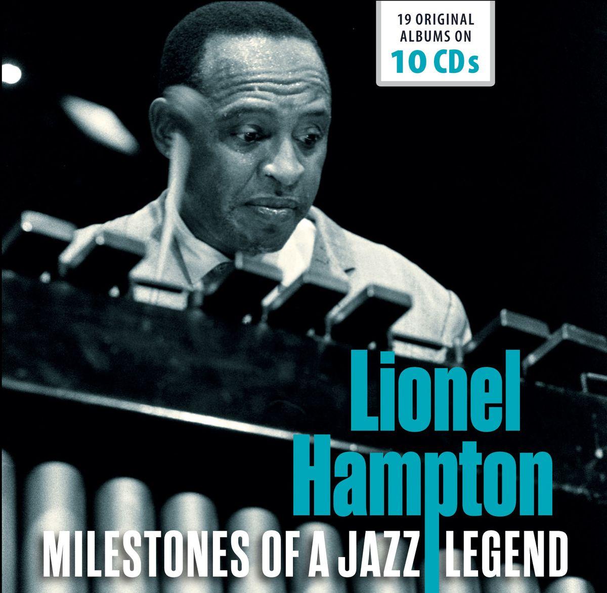 Lionel Hampton. Hampton - 19 Original Albums (10 CD) стоимость