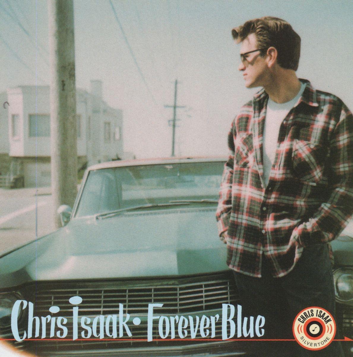 лучшая цена Крис Айзек Chris Isaak. Forever Blue (LP)