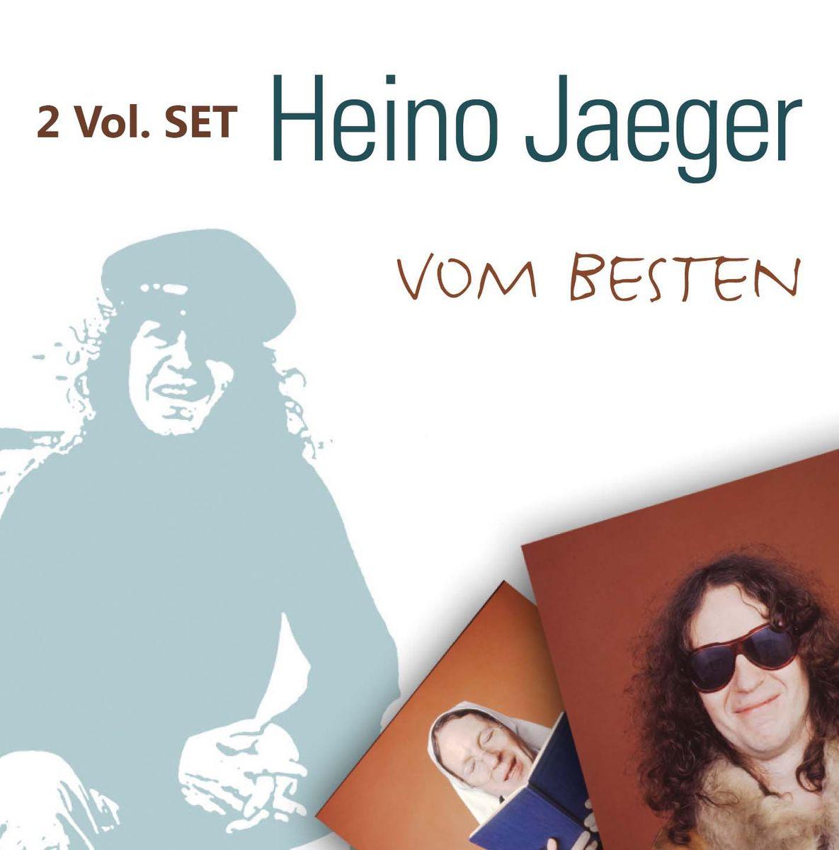Heino Jaeger. Heino Jaeger - Vom Besten (2 CD) jaeger