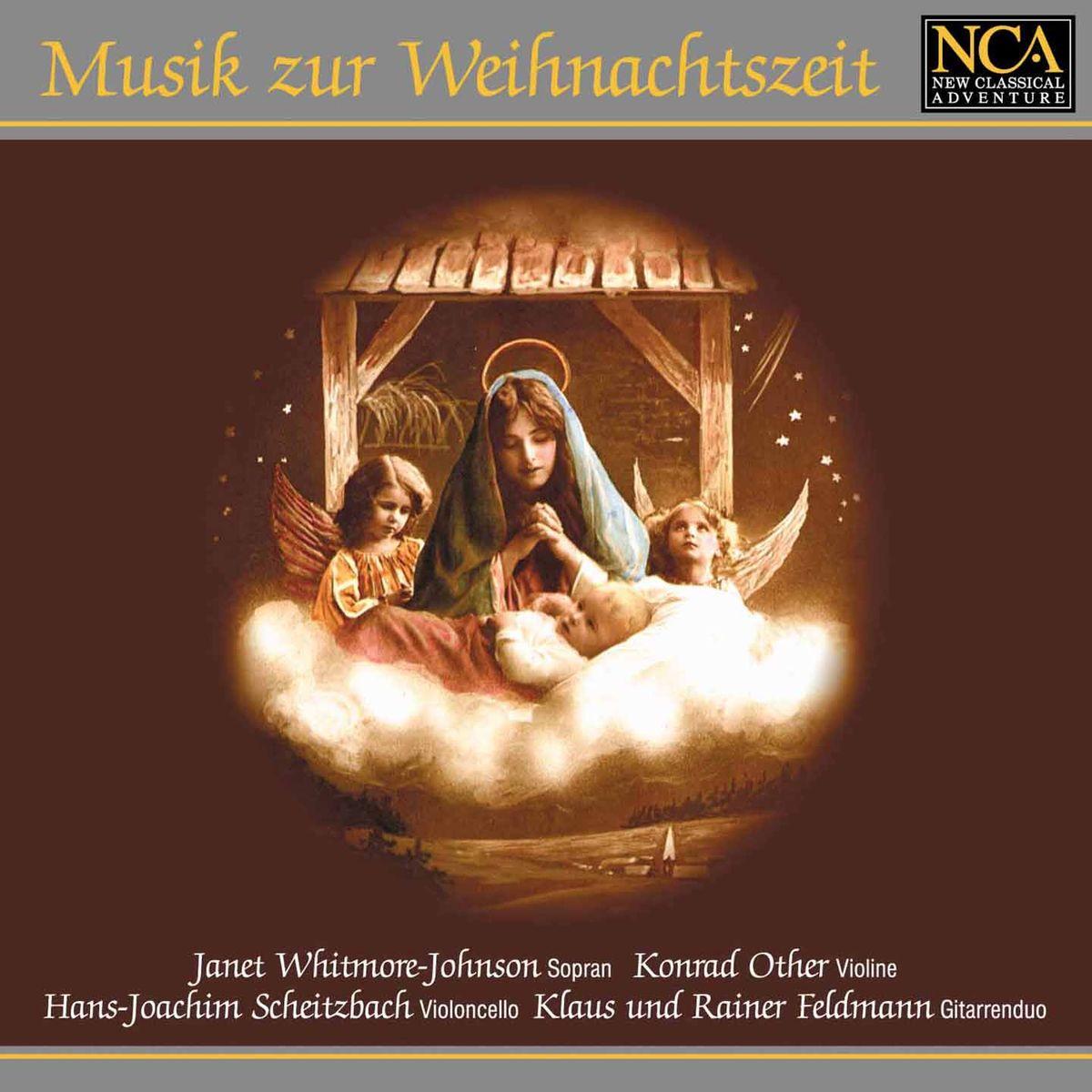 Janes Whitmore, Konrad Other, Hans-Joachim Scheitzbach, Klaus Und Rainer Feldmann. Musik zur Weihnachtszeit