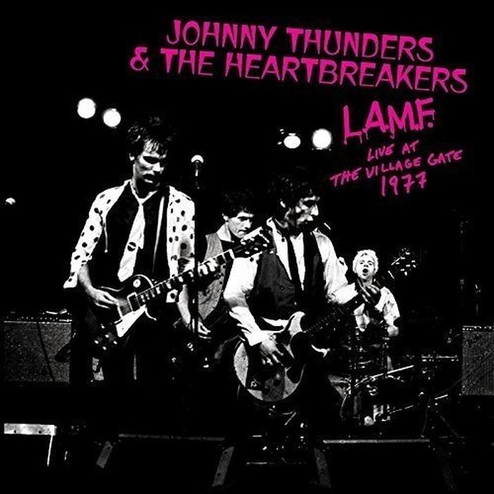 Johnny Thunders & The Heartbreakers. L. A. M. F. - Live At The Village Gate 1977 (LP) johnny jr m wilson paradigm shift