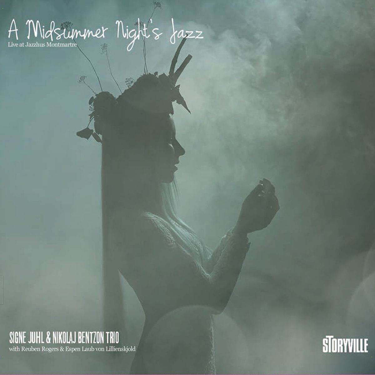 Signe Juhl & Nikolaj Bentzon Trio. A Midsummer Night's Jazz - Live at Jazzhus Montmar karin e juhl lost page 10
