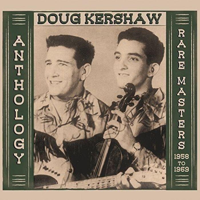 Doug Kershaw. Anthology - Rare Masters 1958-1969 (2 CD)