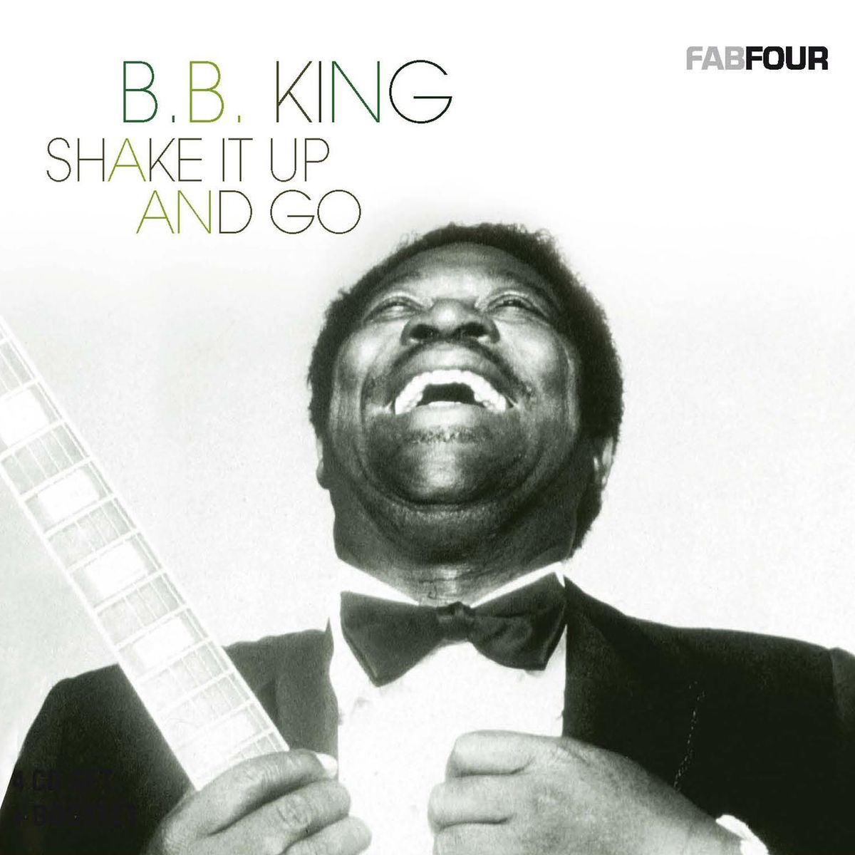 B. B. King. Shake it up and go (4 CD)