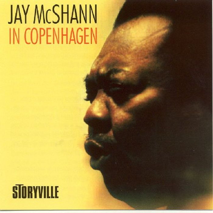 Джей Макшенн Jay Mcshann. In Copenhagen hot lips page after hours in harlem