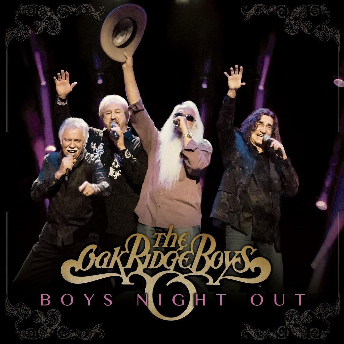 The Oak Ridge Boys Boys. Night Out (LP)