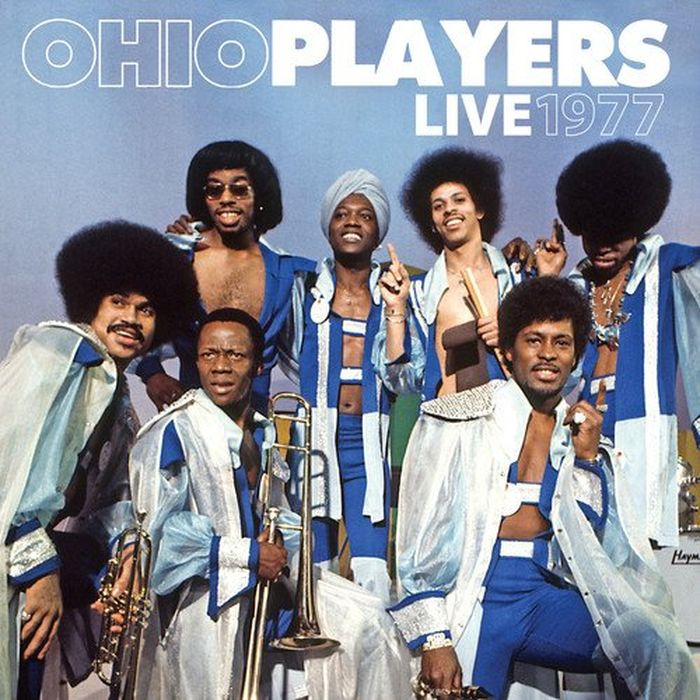 Ohio Players Ohio Players. Live 1977 (LP) free free fire and water lp