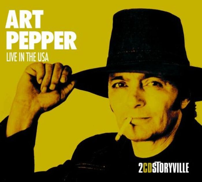 Фото - Арт Пеппер Art Pepper. Live In The USA (2 CD) 200pcs lot cd4011be cd4011 cd4011b quad 2 input nor gate dip 14 cd digital ic