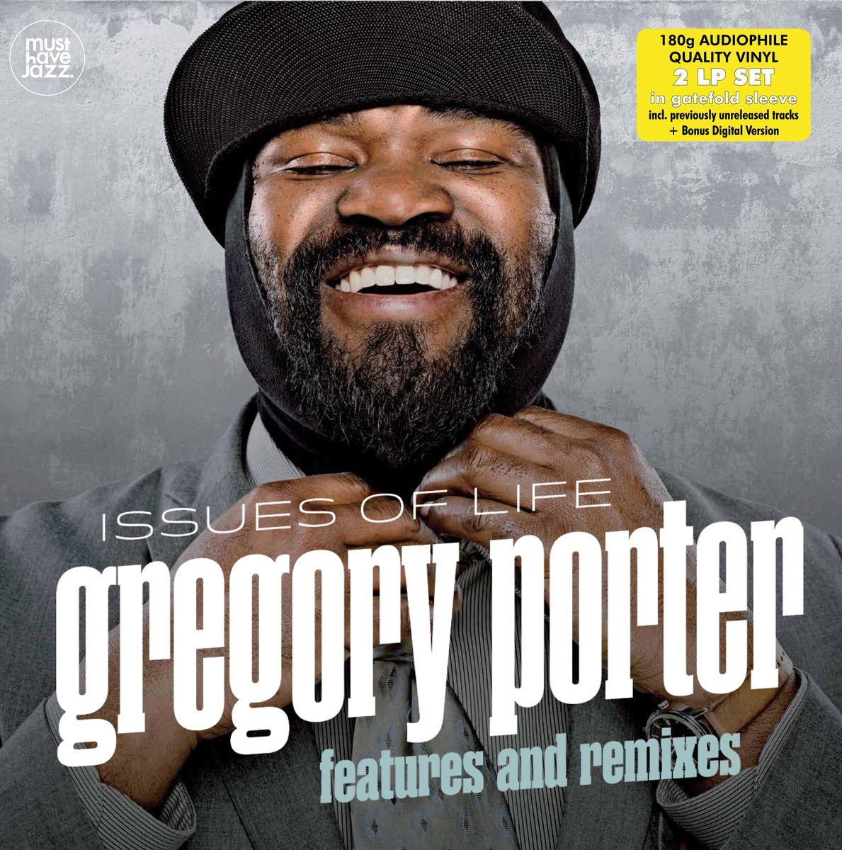 лучшая цена Грегори Портер Gregory Porter. Issues Of Life (2 LP+ CD)