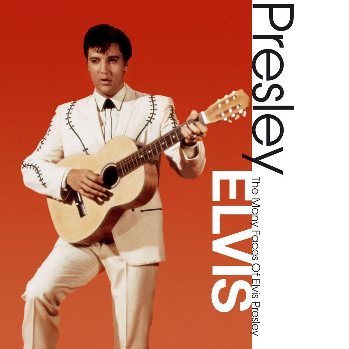 Элвис Пресли Elvis Presley. The Many Faces Of Elvis Presley (2 CD) lp cd elvis presley