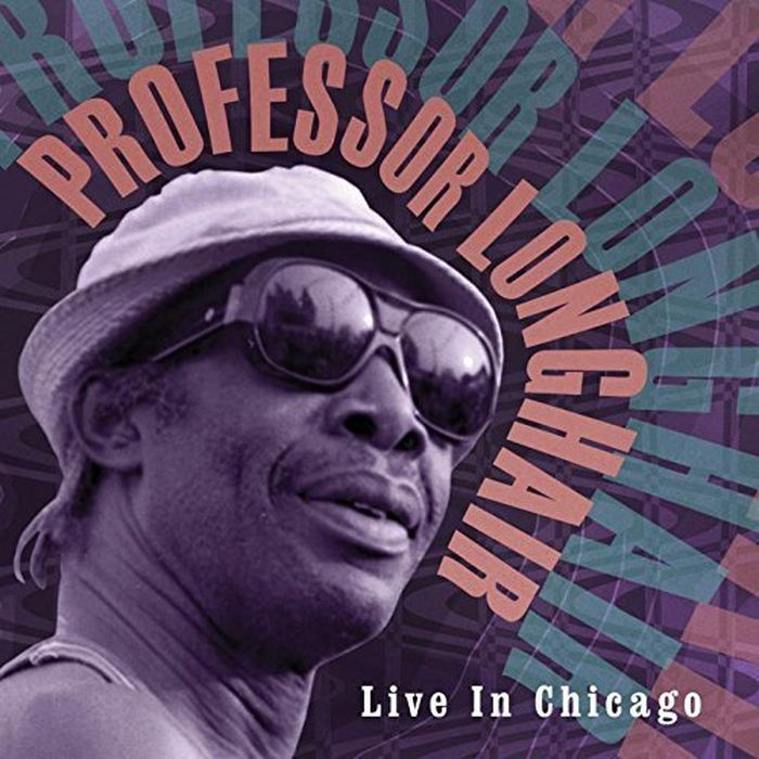 Профессор Лонгхэйр Professor Longhair. Live In Chicago (LP) цена