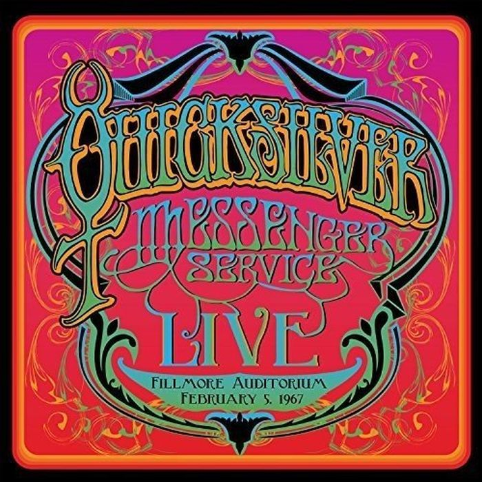 Quicksilver Messenger Service Quicksilver Messenger Service. Fillmore Auditorium - February 5, 1967 (2 LP) rush rush kiel auditorium st louis mo february 14 1980 2 lp