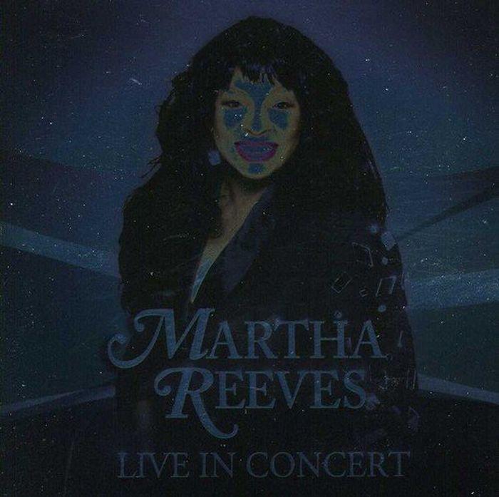 Марта Ривз Martha Reeves. Live In Concert (CD + DVD) все цены