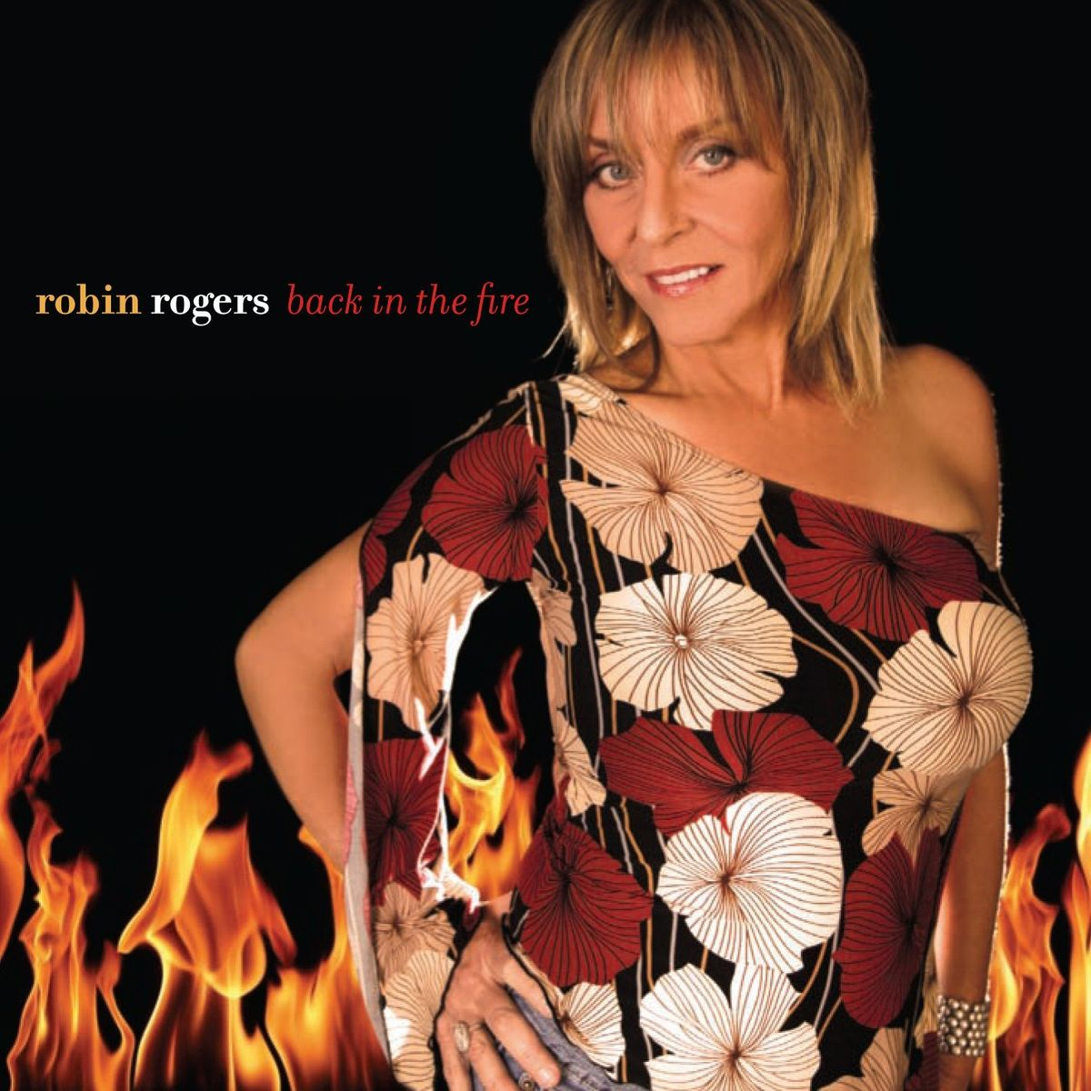 Робин Роджерс Robin Rogers. Back In The Fire