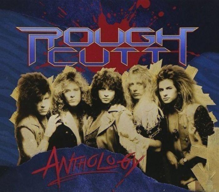 Rough Cutt Rough Cutt. Anthology (2 CD) rough edges