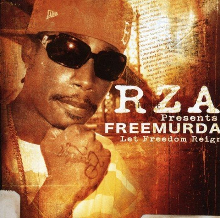 Rza Presents Freemurda Rza Presents Freemurda. Let Freedom Reign цена