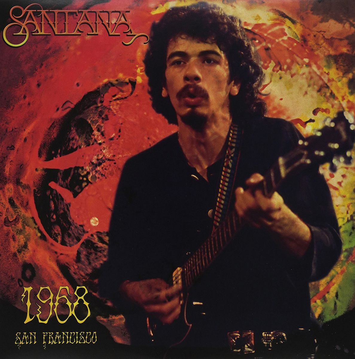 цена на Santana Santana. 1968 San Francisco (LP)