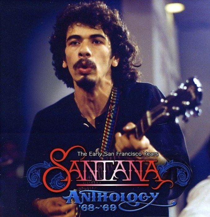 Santana Santana. Anthology '68-'69 (3 CD) santana santana corazon live from mexico live it to believe it cd dvd