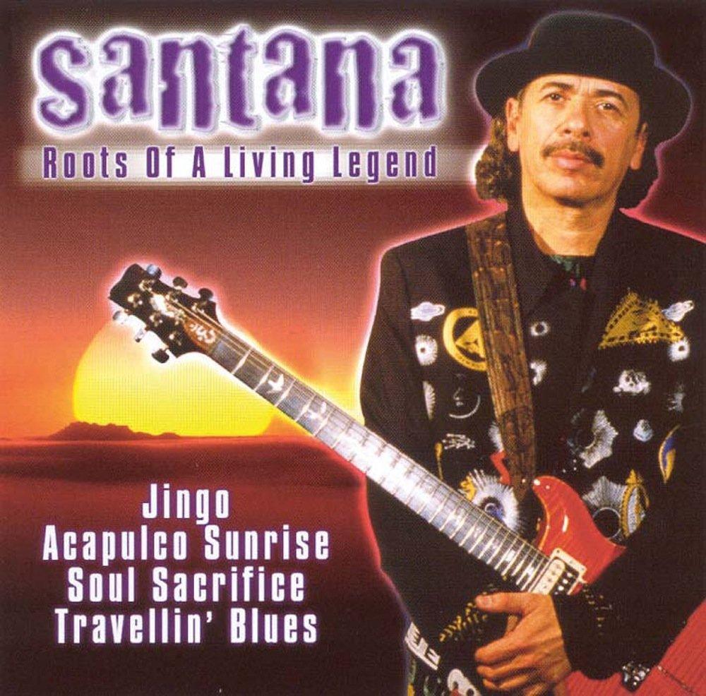 Santana Santana. Roots Of A Living Legend (2 CD) santana santana corazon live from mexico live it to believe it cd dvd