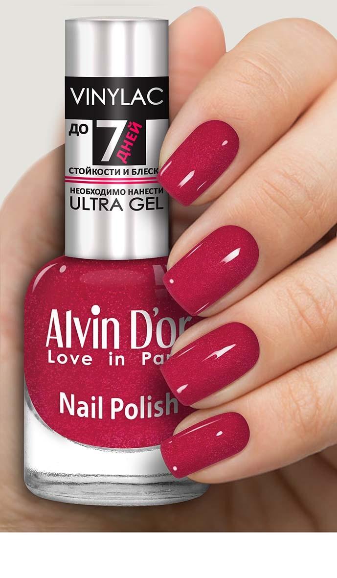 Лак для ногтей Alvin D'or;ALVIN D`OR VINYLAC тон 3230 помада alvin d or alvin d or al057lwayrt8