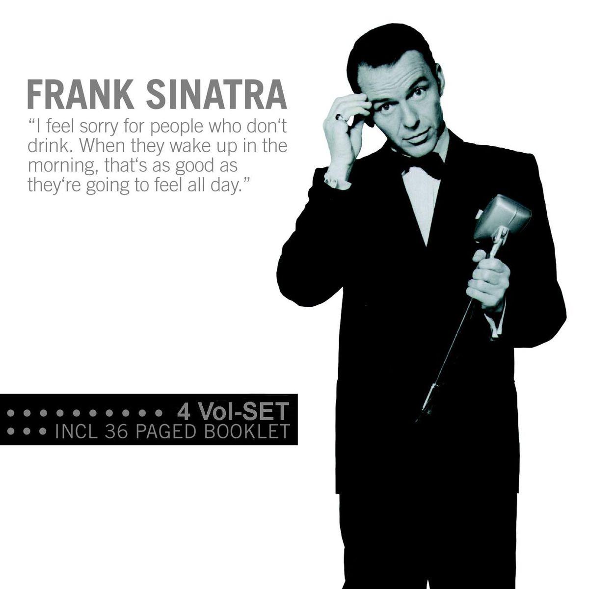 Frank Sinatra. Frank Sinatra - Buchformat (4 CD)