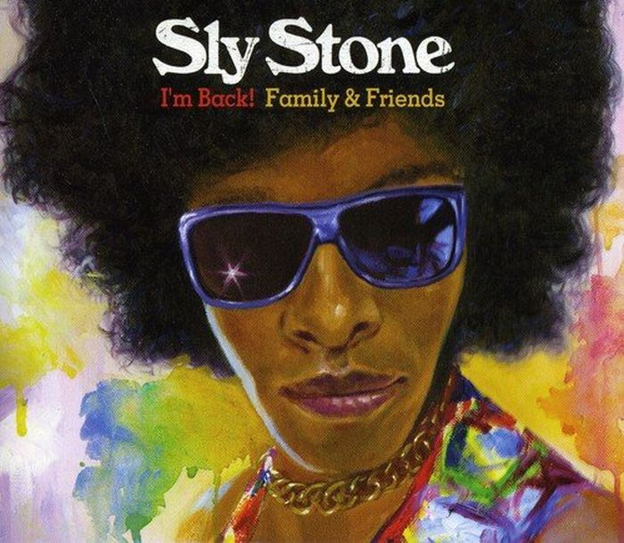 цены на Слай Стоун Sly Stone. I'm Back! Family & Friends  в интернет-магазинах