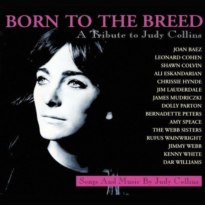 Various Artists. Born To The Breed - A Tribute to Judy Collins недорго, оригинальная цена
