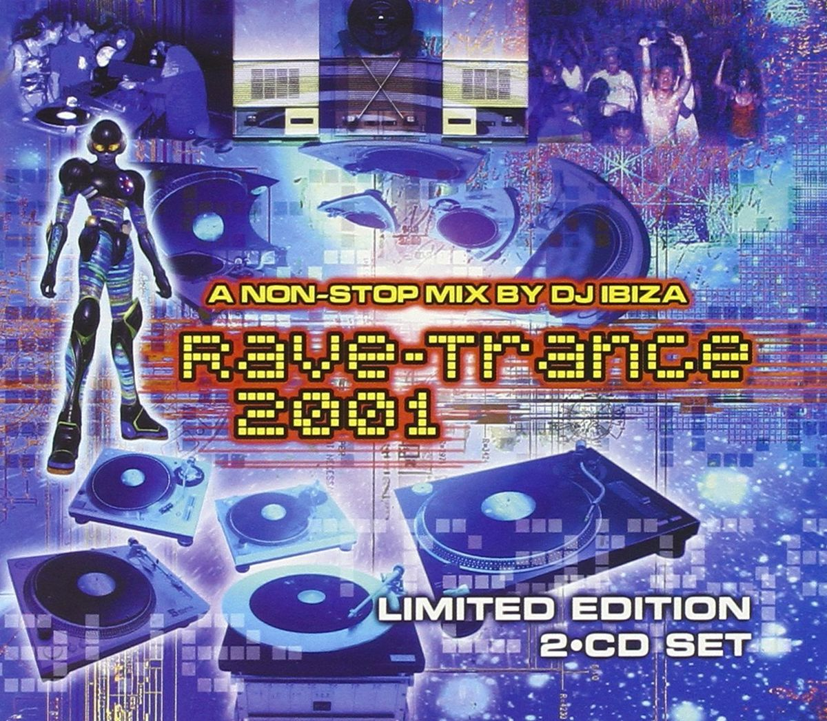 цена на DJ Airbourne,DJ Glamer,DJ Freezer,DJ Global Rave Trance 2001 (2 CD)