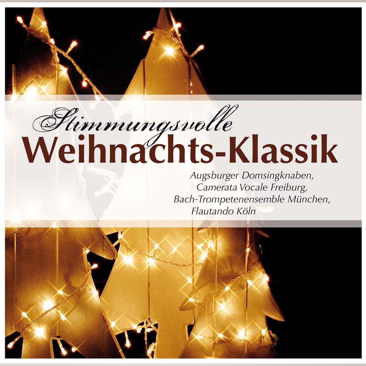 Фото - Stimmungsv. Weihnachts-Klassik (10 CD) klassik highlights in classic 4 cd