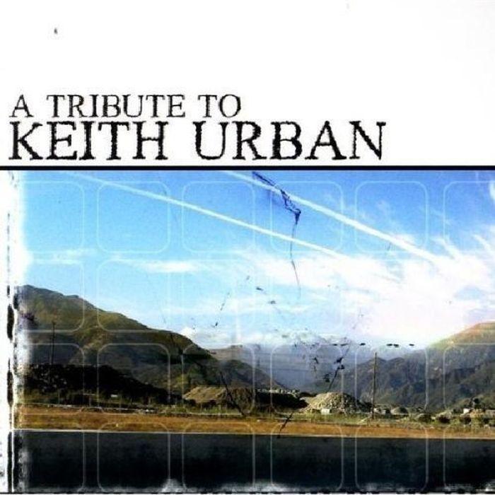 Various Artist. Tribute To Keith Urban various artist facedown fest 2004 2 dvd