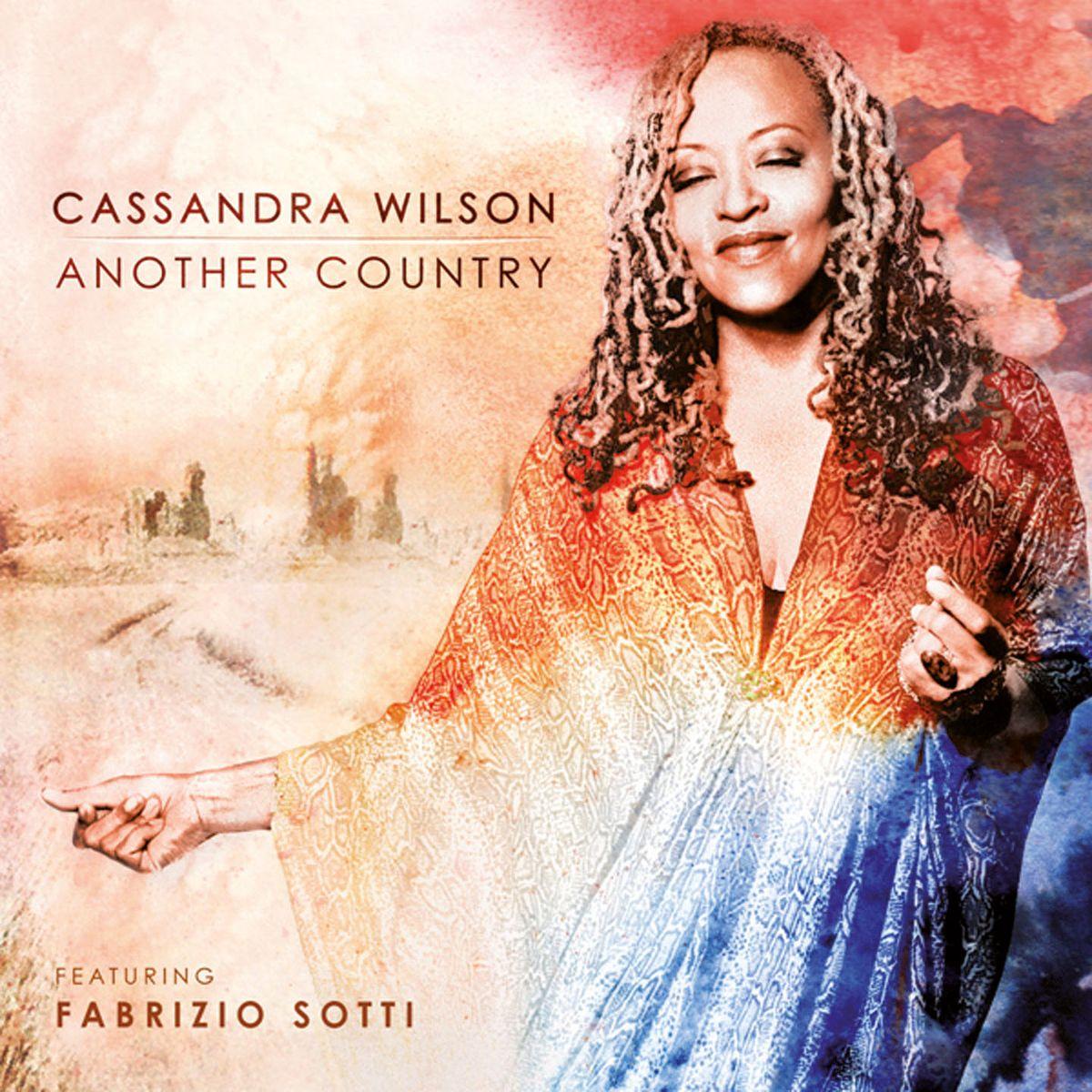 Кассандра Уилсон Cassandra Wilson. Another Country cassandra wilson cassandra wilson loverly