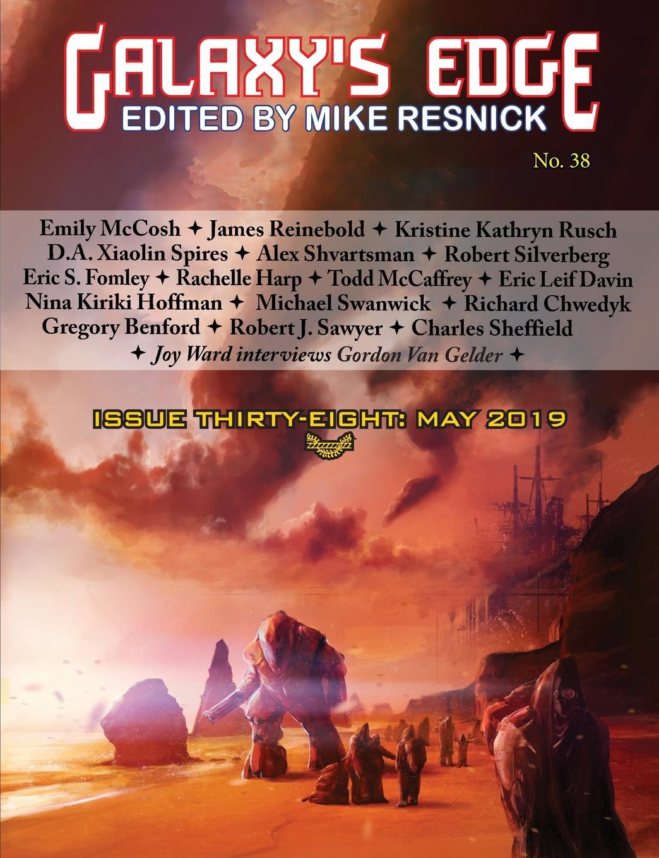 Michael Swanwick, Robert Silverberg, Todd McCaffrey Galaxy.s Edge Magazine. Issue 38, May 2019 jody lynn nye a circle of celebrations the complete edition