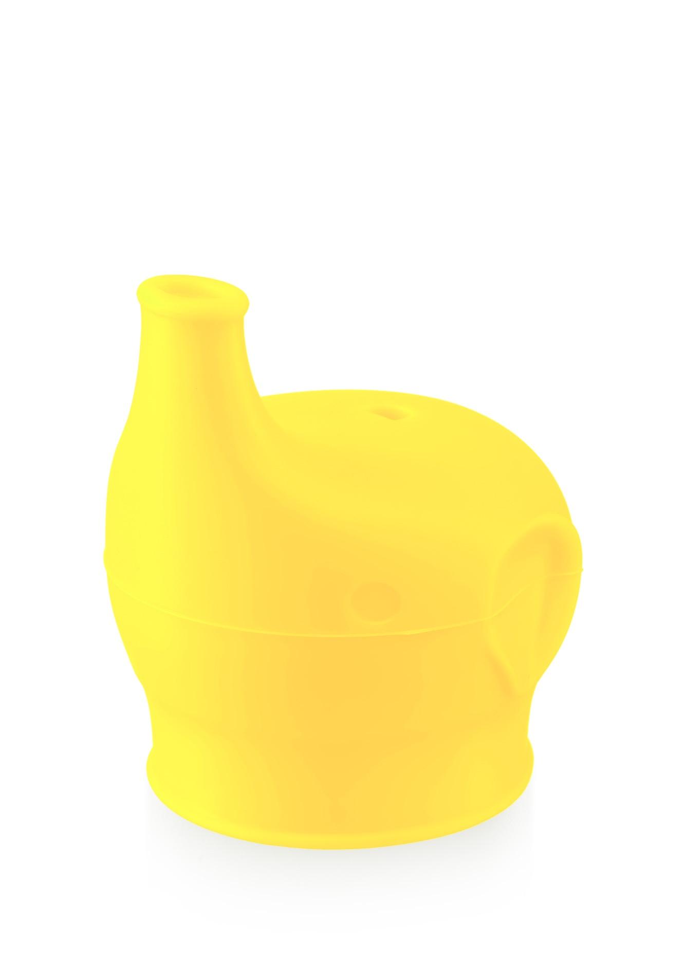 Поильник Happy Baby 15048 желтый