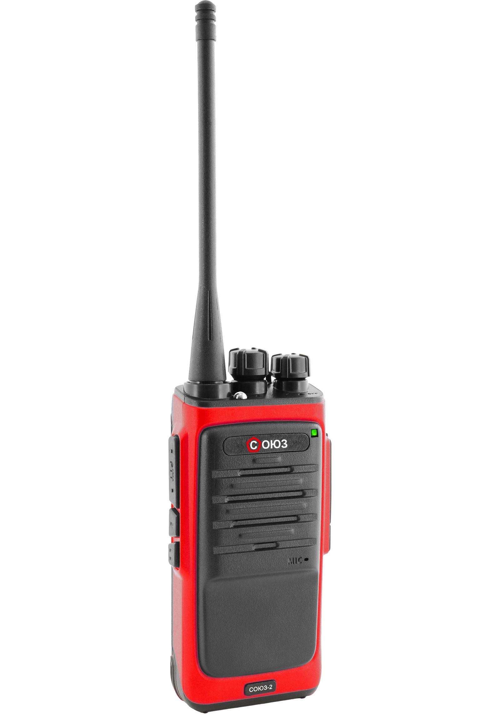 Радиостанция Союз 2 Красный