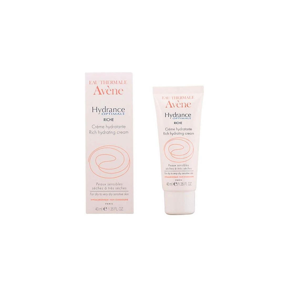 Крем для ухода за кожей Avene насыщенный увлажняющий SPF20 вред термальной воды