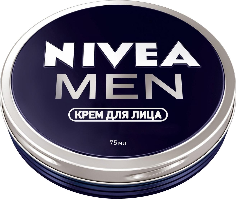 NIVEAКрем для лица для мужчин 75 мл Nivea