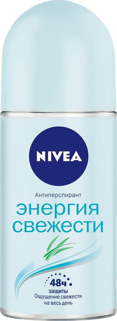 все цены на Антиперспирант шарик Nivea
