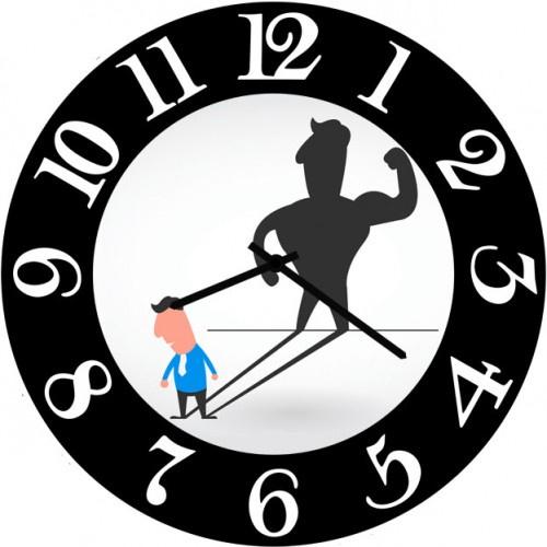 Настенные часы Kitch Clock 4502555