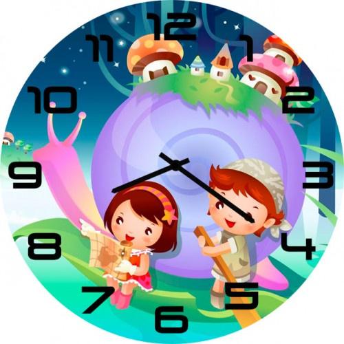 Настенные часы Kids Dream 4502610