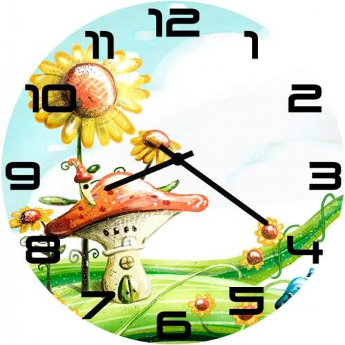 Настенные часы Kids Dream 6002622