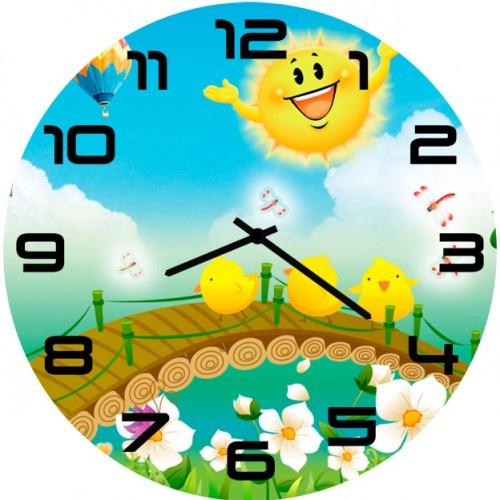 Настенные часы Kids Dream 5502650