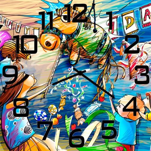 Настенные часы Kids Dream 4502659