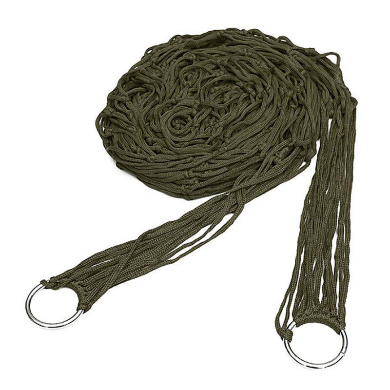 Гамак Top Seller Нейлоновый гамак-сетка, коричневый гамак сетка boyscout 61074