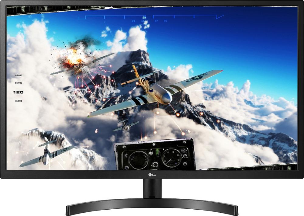 Монитор LG 32ML600M-B, черный цена и фото