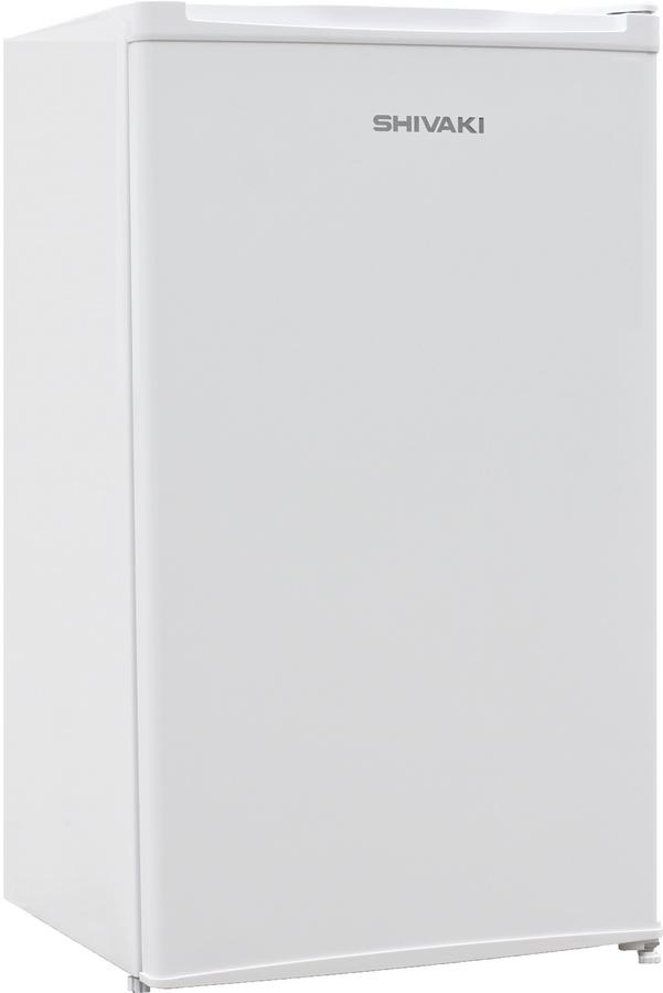 все цены на Холодильник Shivaki SDR-084W, белый онлайн